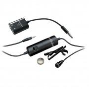 Microfon cu fir Audio Technica ATR3350iS