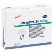Hartmann Tender Wet 24 active Terapie Picior Diabetic 7.5x7.5CM 10buc