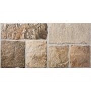 Gresie portelanata Milano, imitatie piatra, bej 30x60 cm