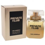 Karl lagerfeld private klub 85 ml eau de parfum edp profumo donna