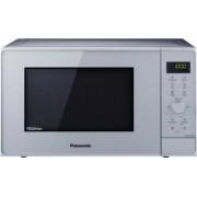 Cuptor cu Microunde Panasonic NN-GD36HMSUG Grill 23L 1000W 17 Programe Tehnologie Inverter Argintiu