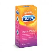 DUREX DAME PLACER 12 Unids