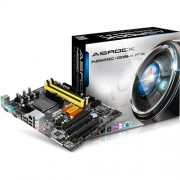 MB ASRock N68C-GS4 FX, Sc AM3+, GeForce 7025, 2xDDR2+2xDDR3, VGA, mATX