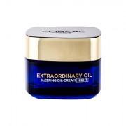 L´Oréal Paris Extraordinary Oil crema notte per il viso per tutti i tipi di pelle 50 ml