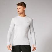 Myprotein Sculpt Seamless Long Sleeve T-Shirt - Silver - XXL