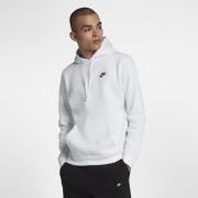 Sweatà capuche Nike Sportswear Club Fleece pour Homme - Blanc