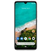 "Telefon Mobil Xiaomi Mi A3, Procesor Snapdragon 665 Octa-core 2.0/1.8 GHz, Super AMOLED Capacitive touchscreen 6.01"", 4GB RAM, 64GB Flash, Camera Tripla 48+8+2MP, 4G, Wi-Fi, Dual SIM, Android (Gri) + Cartela SIM Orange PrePay, 6 euro credit, 6 GB internet"