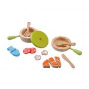 Everearth Kit de casseroles et de poêles pour cuisiner - Everearth