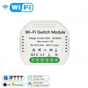 WiFi Модул DIY за традиционни ключове и контакти