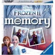 Детска настолна игра мемори Ravensburger 72 карти - Замръзнолото кралство 2, 4005556243150