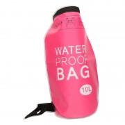 Geen Roze waterdichte tas 10 liter