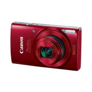 Canon Cámara Digital PowerShot ELPH 190 IS, 20MP, Zoom óptico 10x, Rojo