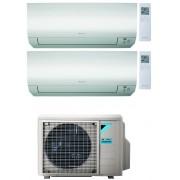 Daikin Condizionatore Daikin Dual Split Perfera Ftxm-N 9000+12000 2mxm50m Inverter Wi-Fi R-32 A+++