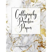 Calligraphy Practice Paper: Calligraphy Practice Book: Slanted Grid Calligraphy Paper for Beginners and Experts; Pointed Pen or Brush Pen Letterin, Paperback/Spirit of Journaling