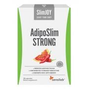 SlimJOY AdipoSlim STRONG cápsulas para perder peso e para uma barriga lisa, programa de 1 mês