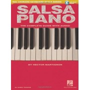 Hector Martignon Salsa Piano The Complete Guide with Online Audio!: Hal Leonard Keyboard Style Series