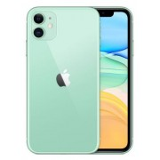 "Telefon Mobil Apple iPhone 11, LCD IPS Multi‑Touch 6.1"", 64GB Flash, Camera Duala 12MP, Wi-Fi, 4G, iOS (Verde) + Cartela SIM Orange PrePay, 6 euro credit, 6 GB internet 4G, 2,000 minute nationale si internationale fix sau SMS nationale din care 300 minute"