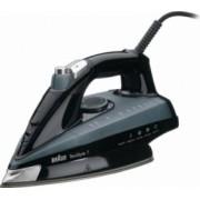 Fier de calcat BRAUN TexStyle 7 TS745A Eloxal 150g-min 2400W negru