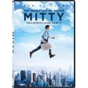 The secret life of Walter Mitty DVD 2013