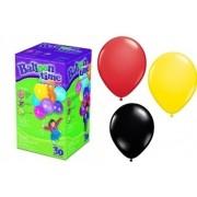 Heliumpakket groot voor 40 belgische ballonnen