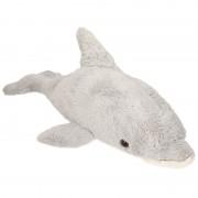 Geen Pluche dolfijn knuffel 78 cm