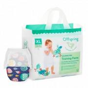 Offspring Подгузники-трусики Рыбки XL (12-20 кг) 30 шт.