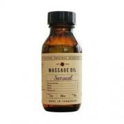Fikkerts Ulei de corp pentru masaj si uleiuri esențiale Senzuale (Massage Oil) de (Massage Oil) 50 ml