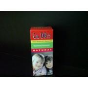 Calciu cu Vitaminele D3 si B12 Natural sirop