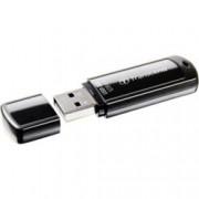 128GB USB Flash Drive, Transcend JetFlash 700, USB 3.0, черна