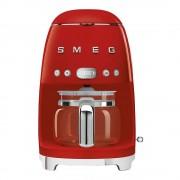 SMEG Retro Kaffebryggare Röd