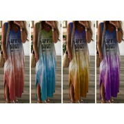 Qingdao Sihaihuifeng Trade LTD t/a YelloGoods £11.99 for women's long length slogan dress in UK sizes 10-22!