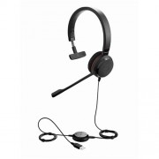 Headset Jabra Evolve 30 II, mono, USB/Jack, MS