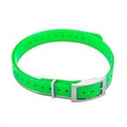 Garmin Halsbandsrem 3/4 tum med fyrkantigt spänne - Grön