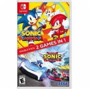 Sonic Mania Team Sonic Racing Double Pack- Switch