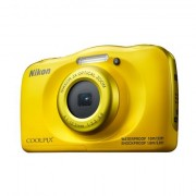 APARAT FOTO NIKON COOLPIX WATERPROOF W100 13.2MP YELLOW