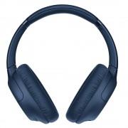 HEADPHONES, SONY WH-CH710N, Headset, Bluetooth/NFC, Google/Siri voice assistant, Blue (WHCH710NL.CE7)