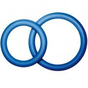 Potenz duo azul anillos pene mediano ( size m)