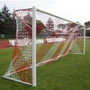 Poarta fotbal din aluminiu (2)
