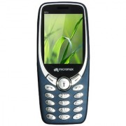 Micromax X751 Dual SIM Basic Phone (Blue)