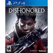 Sony Computer Entertainment Dishonored: Death of the Outsider PlayStation 4 Standard Edition