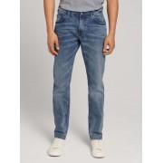 TOM TAILOR DENIM Jeans Piers super slim, light stone wash denim, 32/32