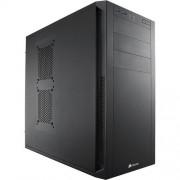 Carcasa Carbide 200R, MiddleTower, Fara sursa, Negru