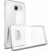 Husa protectie slim Samsung Galaxy A7 2016 Silicon Transparent