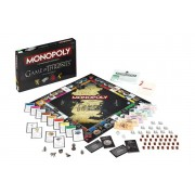 Excel Shopper Game of Thrones Monopoly Board - Collector's Edition!