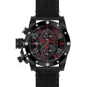 Pánský chronograf - luxusní vodotěsné hodinky JVD Seaplane W47.3 10ATM