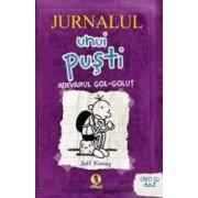 Jurnalul unui pusti vol. 5 - Adevarul gol-golut - Jeff Kinney