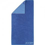 JOOP! Toallas Plaza Doubleface Toalla de mano azur 50 x 100 cm 1 Stk.