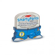 MELISSA & DOUG SMARTY PANTS - 1ST GRADE CARD SET (Set of 3)