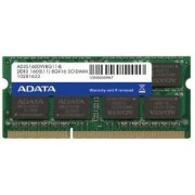 Memorie Laptop A-DATA SO-DIMM DDR3, 1x2GB, 1600MHz, CL11 (Bulk)