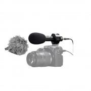 Boya BY-PVM50 Microfon Stereo cu Shock-mount